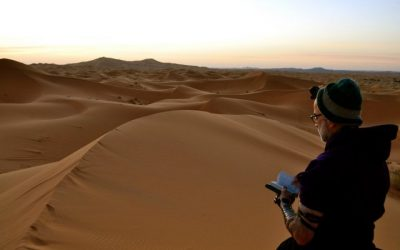 En este Shavuot seamos un pequeño desierto de silencio y humildad.