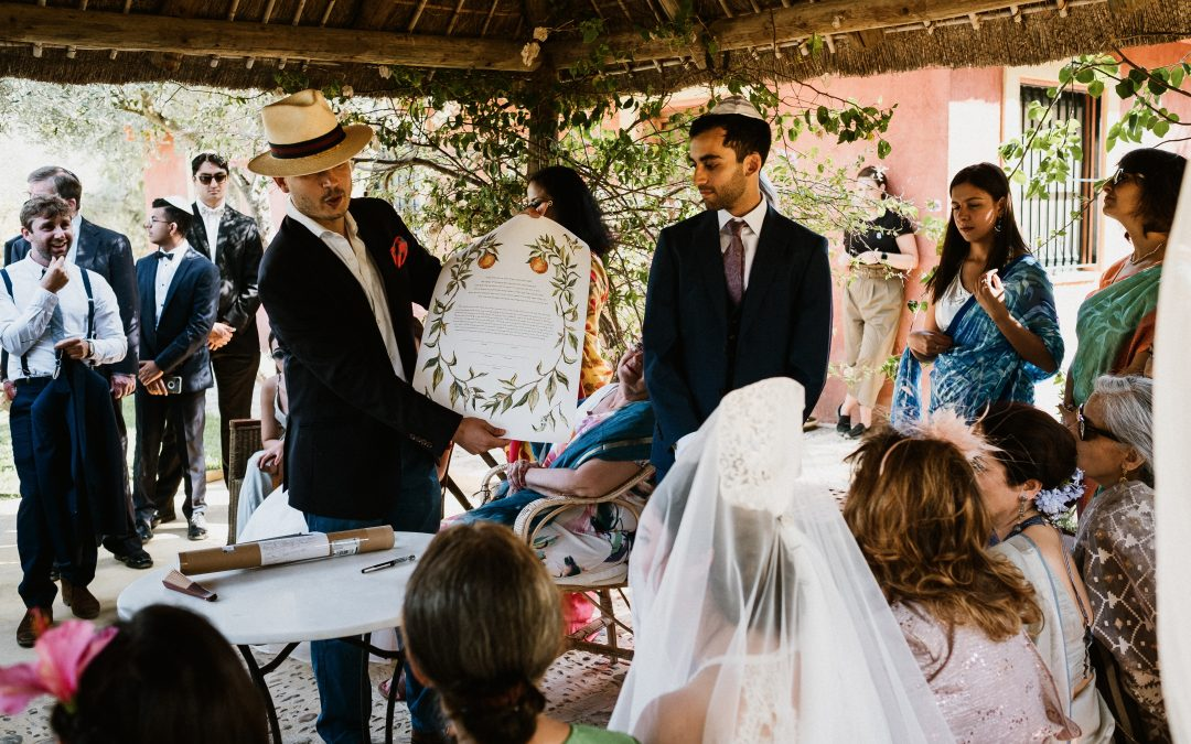Your Jewish Wedding in Spain